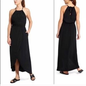 Athleta Malti Maxi Dress sz Small EUC